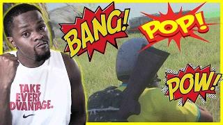H1Z1 King Of The Kill Fives | H1Z1 KOTK Fives #4 - EPIC 3 TEAM FIRE FIGHT!