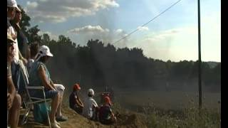 preview picture of video 'course de camion cross 1 saint junien'