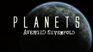 Planets - Avenged Sevenfold (without vocals bridge)