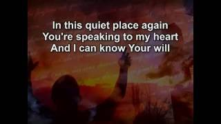 Where You Are w  lyrics FFH)