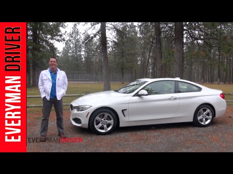 Detailed Review: 2014 BMW 428i xDrive Coupe on Everyman Driver