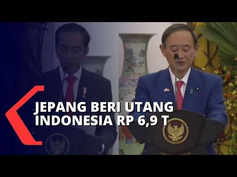 jepang beri utang rp triliun ke indonesia untuk tangani covid-