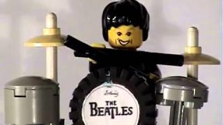 Happy Birthday Lego Beatles
