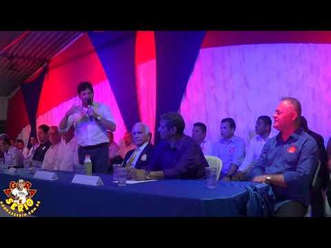 1º Primeiro Encontro de Municípios em Juquitiba com a Palavra Deputado Estadual André do Prado