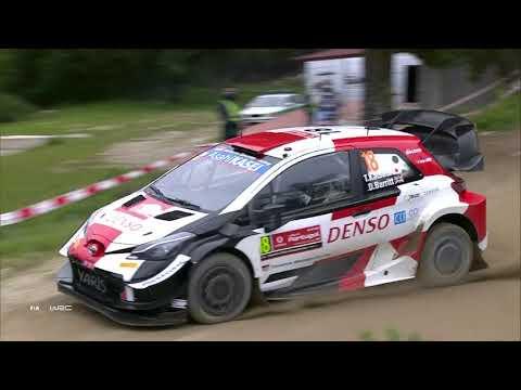 FIA WRC 2021 第4戦ラリー・ポルトガル 土曜日のダイジェスト動画1/2