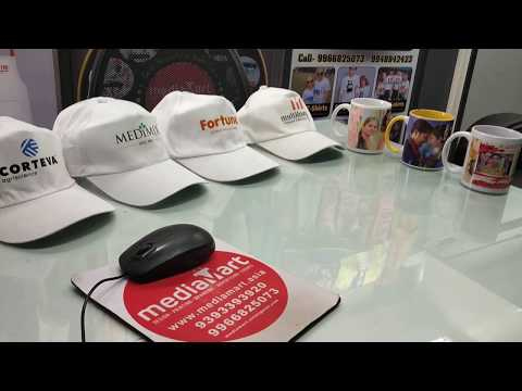 Cap Printing / Promotional Caps Printing / Embroidery Customized Caps Printing