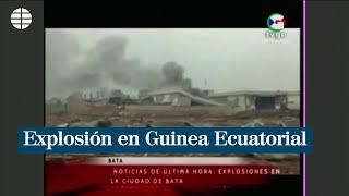 Al menos 17 muertos y centenares de heridos tras varias explosiones en Guinea Ecuatorial