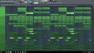 Martin Garrix - Access [FL Studio Remake + FREE FLP]