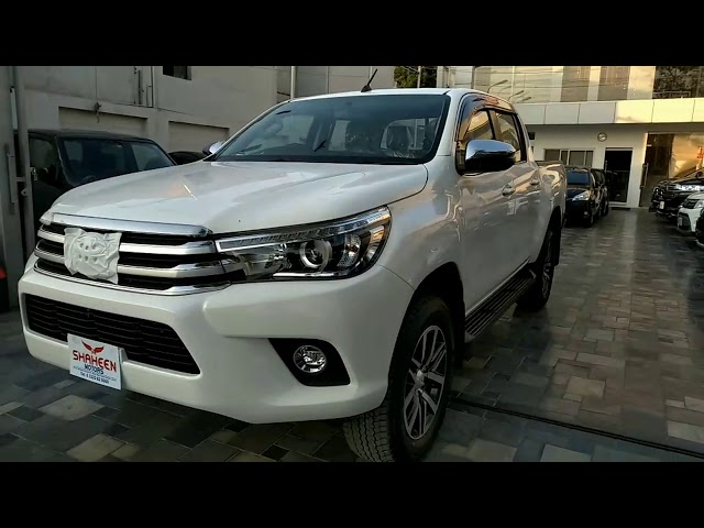 Toyota Hilux Revo V Automatic 2.8 2020 for Sale in Lahore
