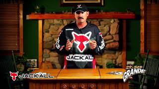 Jackall воблер sk pop grande