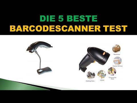 Beste Barcodescanner Test 2020