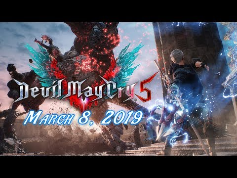 Devil May Cry 5 - gamescom 2018 Trailer thumbnail