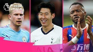 BEST Premier League Goals of the Month   December   2019/20 - 2015/16