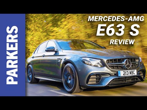 Mercedes-Benz E-Class Saloon Review Video
