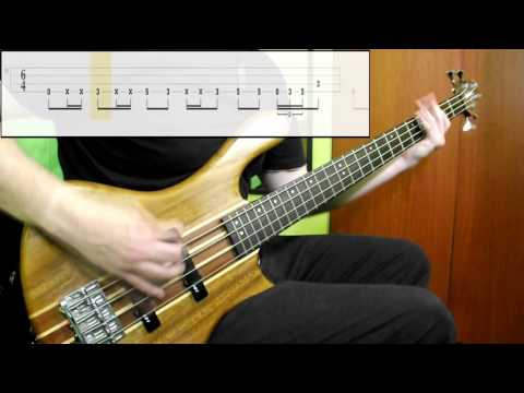 Tool - Schism (Bass Cover) (Play Along Tabs In Video)
