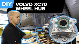 Volvo XC70 Wheel Hub Replacement   Whirring Noise? (S60, V70, S80)