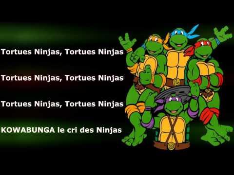 Les Tortues Ninjas Aurelinfo