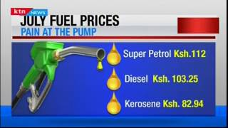 Revised fuel prices for the month of August