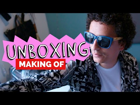 MAKING OF - UNBOXING