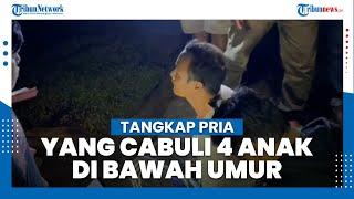 Polisi Tangkap Pria yang Cabuli 4 Anak-Anak di Bawah Umur di Bengkulu