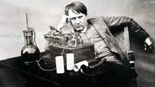 J.Spálený/V.Nezval - Edison (Zpěv IV)