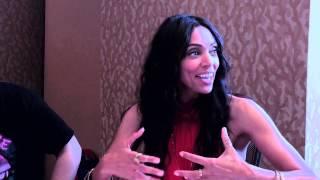 مشاهدة وتحميل فيديو BONES: Tamara Taylor and TJ Thyne talk about the