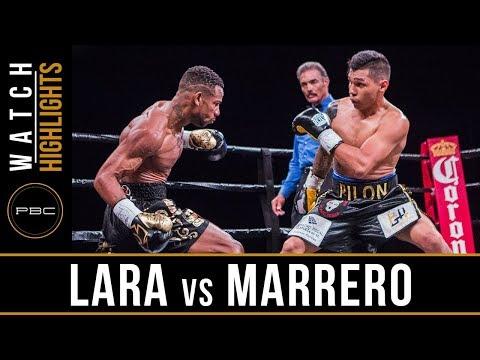 Lara Vs Marrero Full Fight April 28 2018 Pbc On Fox