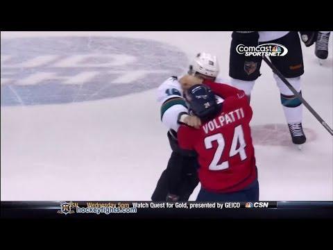 Mike Brown vs Aaron Volpatti