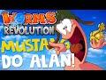 Mustang Do Alan Afoga Aquino Rego No Worms Revolution