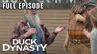 Duck Dynasty: Statue Of Imitations (#103) - Full Episode (S10, E2) | Duck Dynasty