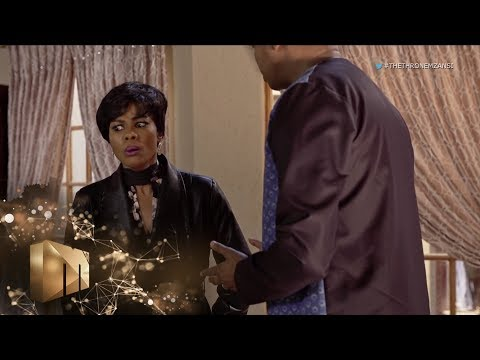 Bury the evidence – The Throne | Mzansi Magic