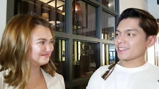 Angelica Panganiban at Carlo Aquino, Nade-DEVELOP sa Isa't-Isa. Pero Sa Kanila Nalang Daw Yun!