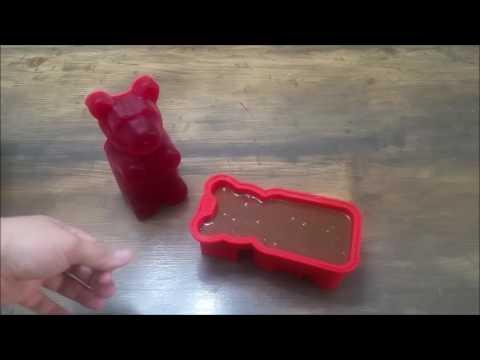 Mister Gummy Giant Gummy Bear Mold Review