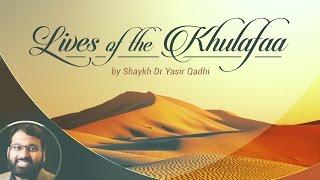 Lives of the Khulafaa (6): Abu Bakr al-Siddiq - Those Who Refused to Pay Zakah (Part 6)