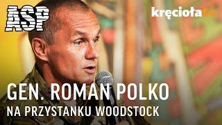 Spotkanie na ASP w CAŁOŚCI - gen. Roman Polko #Woodstock2013 | Kholo.pk