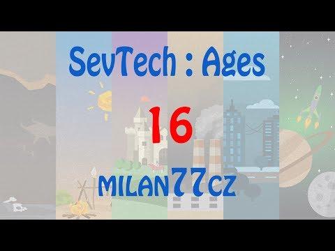 SevTech : Ages - E16 | Betweenlands dimenze | AGE 2