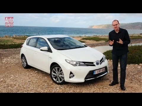 Toyota Auris review - Auto Express