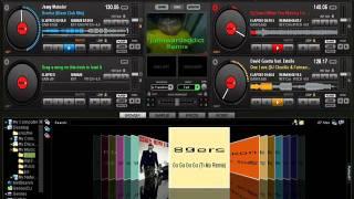 dj rowel 2011 Super nonstop ft. johnwardaddict hot mix tekno row.wmv