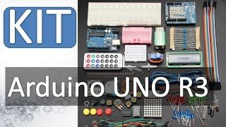 342063 Bluetooth Kit Contents Arduino Uno r3