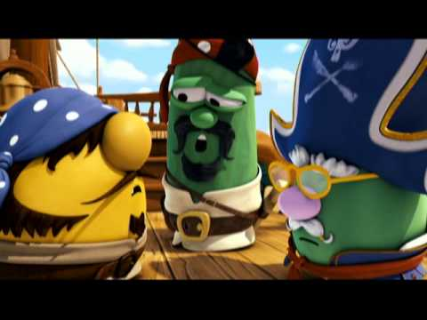 The Pirates Who Don't Do Anything: A VeggieTales Movie - Trailer