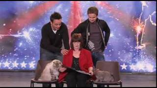 Best Ant and Dec bits - Britain's Got Talent S01E02