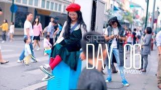THE BEST STREET STYLE DAY 06  | VIETNAM INTERNATIONAL FASHION WEEK FALL WINTER 2016