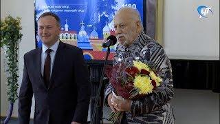 Сергей Бусурин поблагодарил участников и организаторов празднования 1160-летия Великого Новгорода