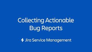 JIRA Service Management - Vídeo