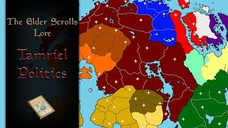 The Political Situation on Tamriel right now - The Elder Scrolls Lore