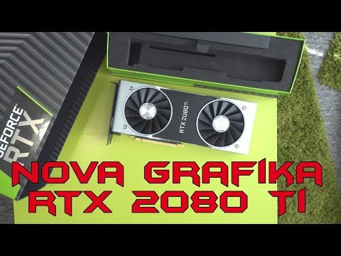 Nové funkce grafiky RTX 2080 Ti za 32tis. Kč