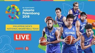 Basketball M Prelims: Kazakhstan vs Philippines | 2018 Asian Games