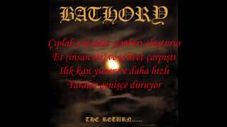 Bathory - The Rite Of Darkness Türkçe Altyazılı