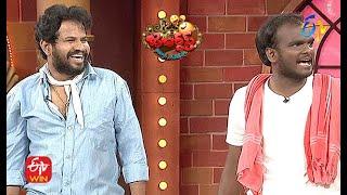 Hyper Aadi & Raising Raju Performance   Jabardasth    22nd July 2021   ETV Telugu
