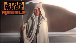 Star Wars Rebels - Season 4 Finale Ending Scene [HD]